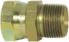 Hose Adapter,MNPT to FNPSM,Straight,Pk 5 -- 5RJP0