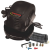 Rockford 1-Gallon Pancake Air Compressor -- Model CAT944-4