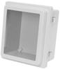 JIC Size Junction Box NEMA 4X Fiberglass Enclosures -- AM664RTW - Image