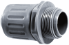 Conduit Connectors for SILVYN® FD-PU & SILVYN® FPS Conduit -- SILVYN® LKI/LKI-M