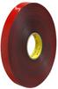 3M VHB Tape 4646 Dark Gray 1 in x 72 yd Roll -- 4646 1IN X 72YDS -Image