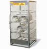 Aluminum Cylinder Storage Cabinet -- CAB248 -Image