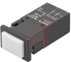 Switch, Illuminated Pushbutton; 2 NO; Momentary; Screw Terminal; Snap-Action -- 70029603
