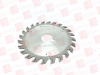 CORE LINK 10BA19 150 30 ( CORE LINK, 10BA19 150 30, SAW BLADE, 24TEETH, 6IN STEEL ) -- View Larger Image