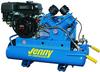 Jenny 8-HP 8-Gallon Wheelbarrow Air Compressor -- Model G8HGA-8P
