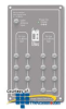 Legrand - On-Q 16 Way RF Amplifier with Surge Protection.. -- CX-AMP16