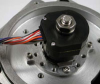HEDS Compatible Optical Encoder -- MODEL JR12-256-2500