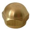 Brass Flare Cap -- No. 40-C