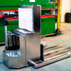 Stainless Steel Straddle Stacker