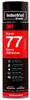 3M Super 77 Spray Adhesive 16.75 oz Aerosol -- 77 SUPER SPRAY 16.75 OZ -Image
