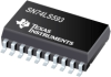 SN74LS593 8-Bit Binary Counters With Input Registers And 3-State Outputs -- SN74LS593DWR -Image