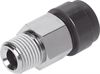 QS-V0-1/4-6 Push-in fitting -- 160502-Image