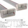 Rectangular Cable Assemblies -- M3UUK-2436J-ND -Image