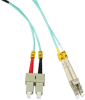 100m LC-SC 10Gb 50/125 LOMMF M/M Duplex Fiber Cable (328.08ft) -- 1029-SF-93 - Image