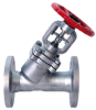 Flanged Bellows-type Globe Valve -- BOACHEM ZXAB/ZYAB - Image