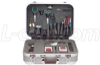 Fiber Optic Test Kit W/ Power Meter, Light Source and Tool Kit -- TBX51MM -Image