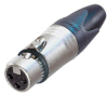 Neutrik XLR XX Female Cable End 3Pole Emc -- NEUNC3FXXEMC