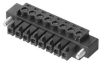 WEIDMULLER - 1793000000 - PLUGGABLE TERMINAL BLOCK, 8 CONTACT, 28-16AWG -- 541518
