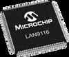 10/100 Base-T/TX Ethernet Controller with 16/32 Bit Interface -- LAN9116 -Image