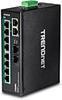 10-Port Industrial Gigabit PoE+ DIN-Rail Switch -- TI-PG102 (Version v1.0R)