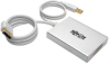 DisplayPort to DVI Dual-Link Active Converter, DisplayPort to DVI (M/F), 2560 x 1600, 6 in. -- P134-06N-DVI-DL - Image