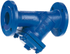 Flanged End Strainer -- BOA-S