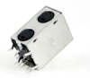 Mini DIN Dual Right Angle Receptacles, DMD Series -- DMD5FRA111