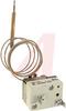 Thermostat; Bulb/Capillary; 57-104 deg.; Adj. set point; SPST, UL 240VAC, 20A -- 70098698
