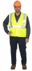 GloWear High Visibility Vest with FR Treatment -- WPL145 - Image