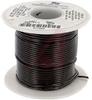 Wire, Hook-Up; 22 AWG; 7/30; 0.016 in.;0.062 in.; -55 degC; 105 degC; Black -- 70136282