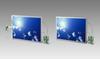 "17"" SXGA 1,200cd/m2 Ultra High Brightness Industrial Display Kit with LED B/L, LVDS Interface -- IDK-2117 -Image"