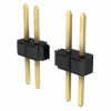 Rectangular Connectors - Headers, Male Pins -- 3M156516-18-ND -Image