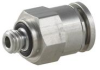 Push-To-Connect Fittings -- 1/4