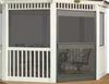 Gazebo Screen Kit,Use With 4AYV3 & 4AYV4 -- 4AYV5