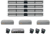 Intelligent Patching Hardware : Patch Panels -- PVQ-MIQPS96F