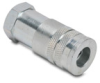 Air Coupling: quick-disconnect, steel, 1/4in ID 3/8in female NPT -- HC14-38F-A - Image