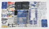 Master Tool Set,SAE/Metric,1045 Pc -- 4VCN1