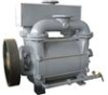 Single Stage Liquid Ring Vacuum Pump -- LR1A400 -- View Larger Image
