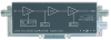 Logarithmic Wideband Voltage Amplifiers -- HLVA-100