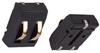 Rectangular Connectors - Spring Loaded -- 70ADJ-2-M-ND