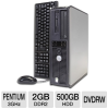 Dell Optiplex GX620 Desktop PC - Intel Pentium 3.0GHz, 2GB D -- RB-GX620 3/2/500