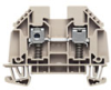 Spring-Loaded Cable Clamp Terminal Blocks -- WDU 4 SL