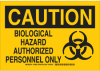Biohazard Sign -- 126692