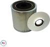 Primary Hepa Filter/Refillable Adsorption Module w/Inner Core & CI Blend Carbon -- F-981-4SP-CI