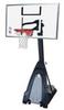Backstop, Portable, 60 x 38 In -- 12R319