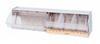 Bins & Systems - Clear Tip Out Bins (QTB Series) - Dividable Bins - QTB411