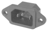 Connectors & Receptacles -- AC-008 Series