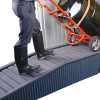4 Drum Storage Shed Ramp -- RMP406 - Image