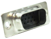HD15 Male Crimp Pin Connector -- 500-022 -- View Larger Image