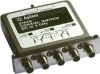 Coaxial Switch 5-Port, DC to 4 GHz, SMA Connectors -- Agilent 8764A